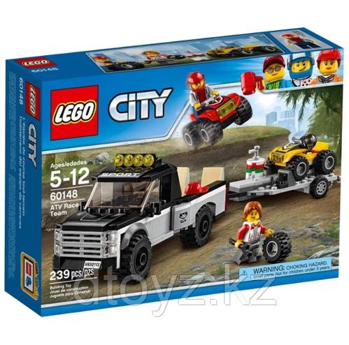 Lego City 60148 Гоночная команда Лего Сити