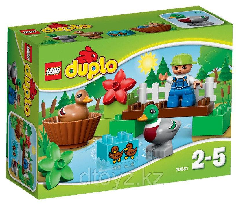 Lego Duplo 10581  Уточки в лесу Лего Дупло