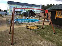 Качели садовые гнездо ХИТ 120 см