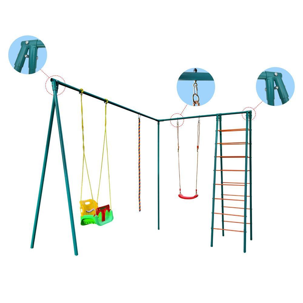 Дополнение Элит-серии Trampoline park к батутам BabyGrad