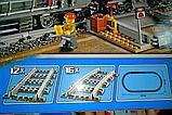 Конструктор Lego 60098 Lepin 02009 LELE 28033 Грузовой поезд Аналог лего 1078 деталей, фото 6