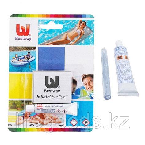 Ремкомплект для надувных матрасов, бассейнов и лодок, Bestway 62022, фото 2