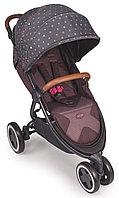Прогулочная коляска Happy Baby Wylsa Bordo