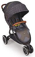 Прогулочная коляска Happy Baby Wylsa grey