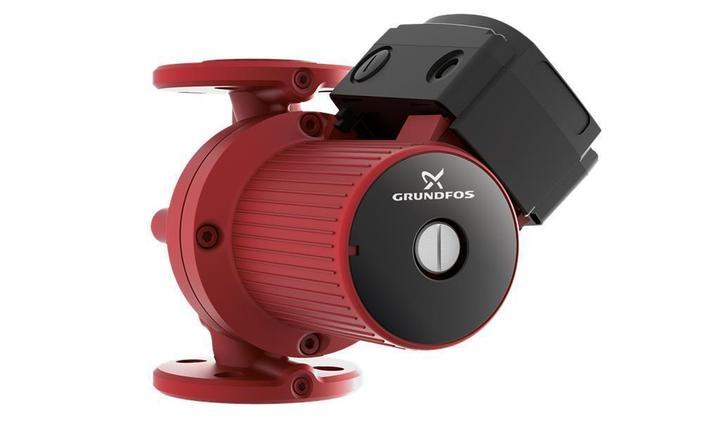 Циркуляционный насос Grundfos UPS 50-60/2 F 400В, фото 2