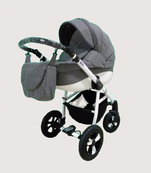Детская коляска Adamex 3 в 1 Neonex 20LB