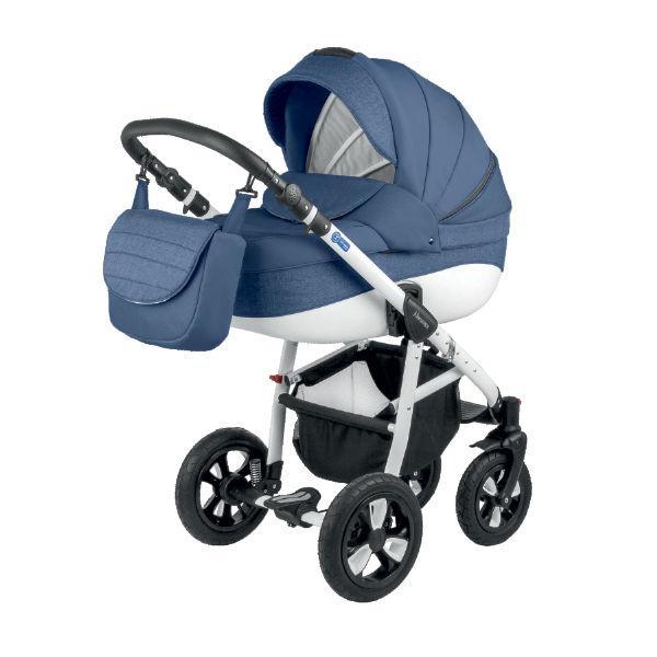 Детская коляска Adamex 3 в 1 Neonex 80LB