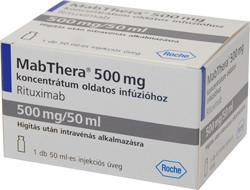 Мабтера (Mabthera) 500 мг Ритуксимаб Рош , Швейцария Под