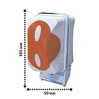 Dophin FM004 Магнит большой плавающий L с лезвием
