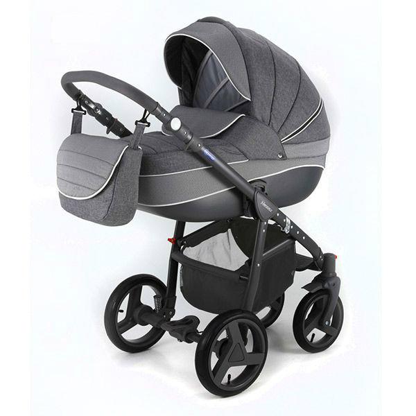 Детская коляска Adamex 3 в 1 NEONEXALFA X6