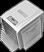 Дегидратор c 10 стальными лотками Dream Vitamin DDV-10. Белый., фото 4