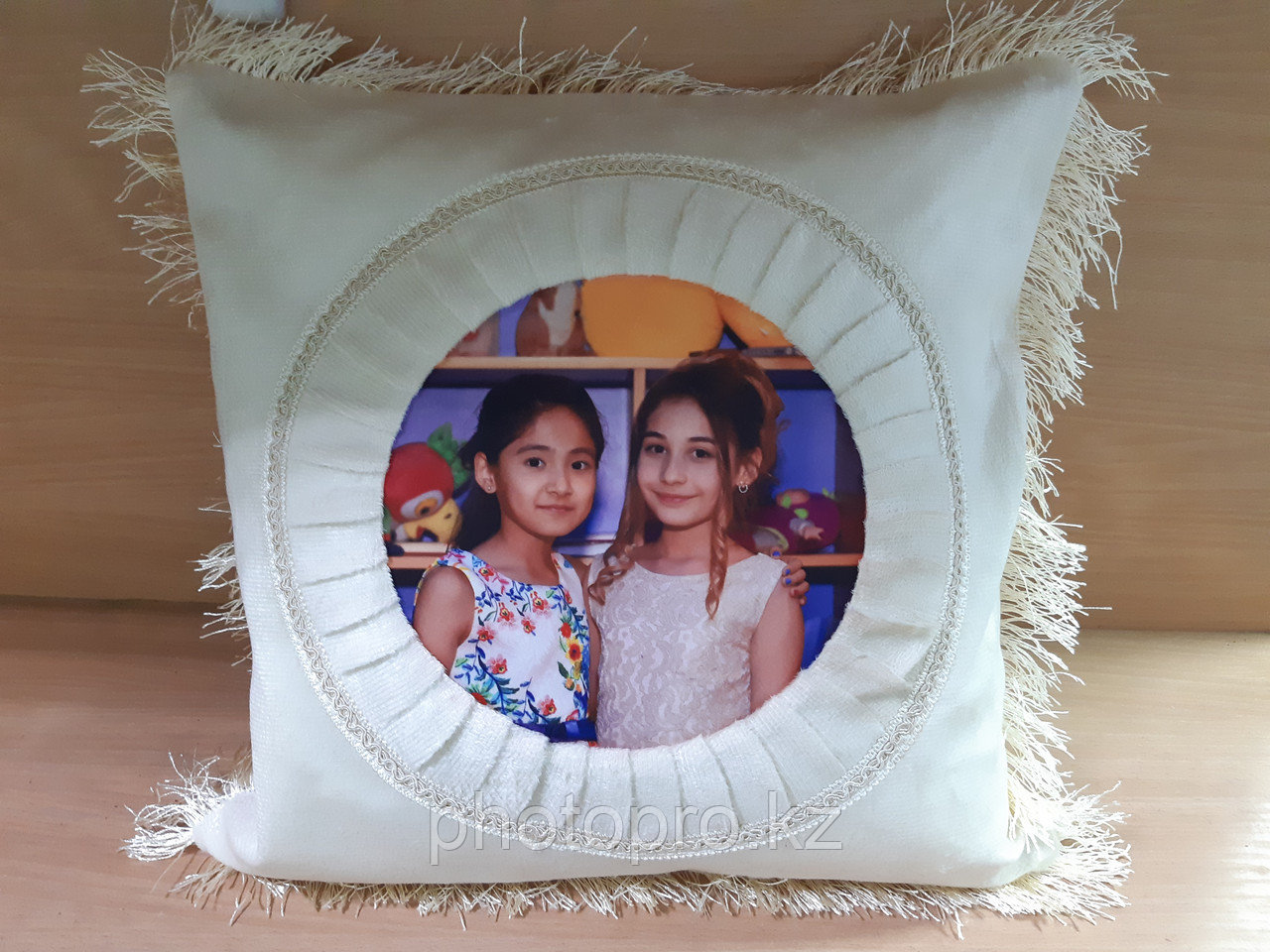 Подушка с фото. Фото на подушку