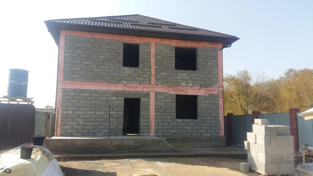 Проекты домов из пеноблоков и СИП-панелей
