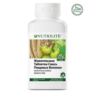 """Жевательные таблетки NUTRILITE™ """"Смесь пищевых волокон"""""""