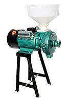 Akita Jp AKDMJP-30 жерновая мукомолка - мельница для помола муки из зерна, зерновых, кофе, специй, сухих трав