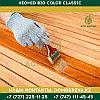 Защитная декоративная пропитка для древесины Neomid Bio Color Classic   2,7 л., фото 3