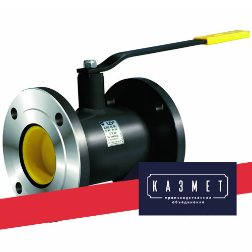 Кран стальной шаровой LD Ду 100 Ру 25 для газа сварка/фланец