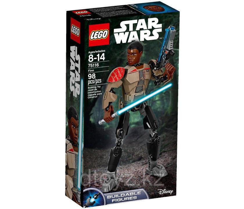 Lego Star Wars 75116 Финн Лего Звездные войны