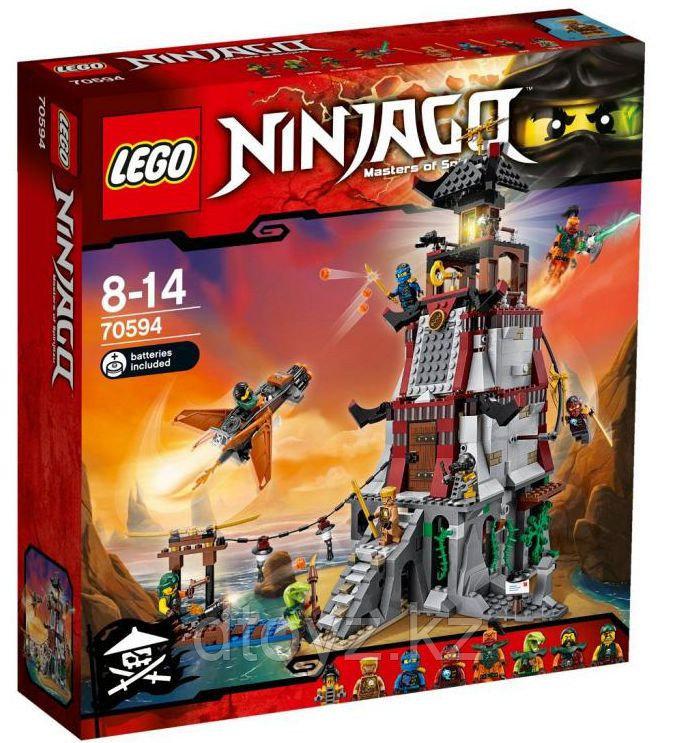 Lego Ninjago 70594 Осада маяка Лего Ниндзяго