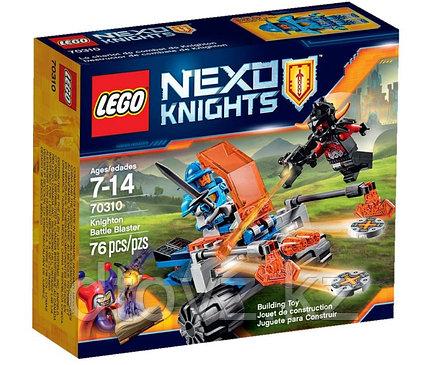 Lego Nexo Knights 70310 Королевский боевой бластер, Лего Рыцари Нексо