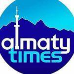 Almaty.times