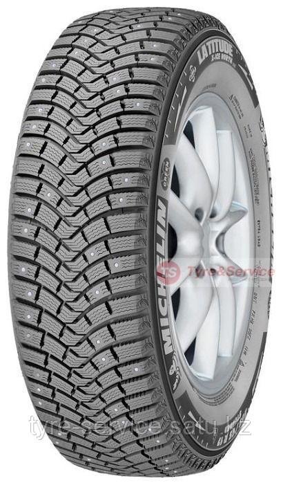 285/65 R17 Michelin LATITUDE X-ICE NORTH 2+ 116T шип.