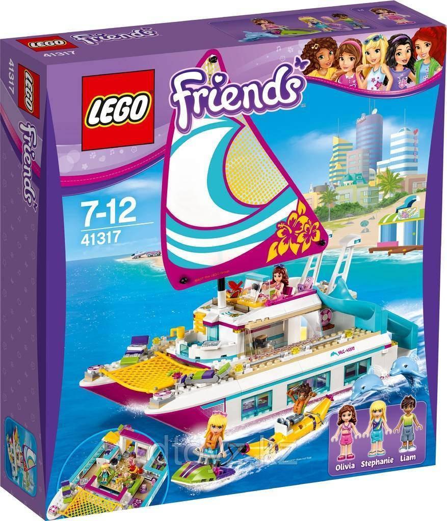 Lego Friends 41317 Катамаран Саншайн Лего Подружки