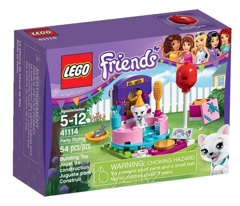 Lego Friends 41114 День рождения: Салон красоты Лего Подружки