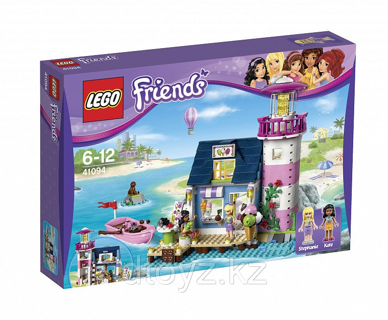 Lego Friends 41094 Маяк Лего Подружки