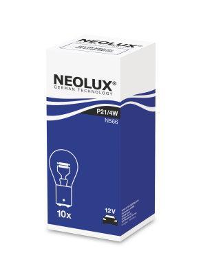Neolux Лампа P21/4W 21/4W 12V BAZ15d STANDART