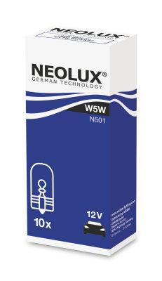 Neolux Лампа W5W 5W 12V W2.1x9.5d STANDART