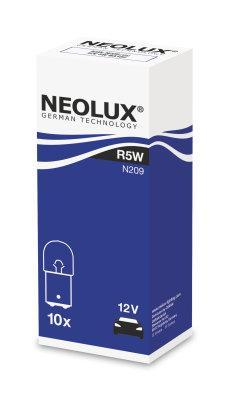 Neolux Лампа R5W 5W 12V BA15s STANDART