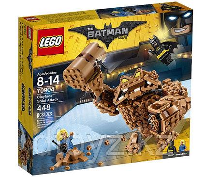 Lego The Batman Movie 70904 Атака Глиноликого Лего Фильм: Бэтмен