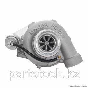 Турбокомпрессор (турбина) на / для MERCEDES, МЕРСЕДЕС, ACTROS, АКТРОС Euro 4/ 5, MASTER POWER 805398