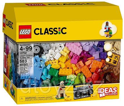 Lego Classic 10702 Набор кубиков для свободного конструирования Лего Классик