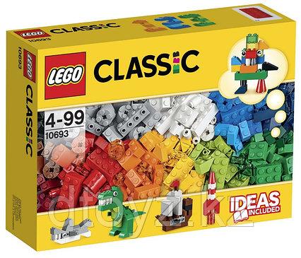 Lego Classic 10693 Дополнение к набору для творчества - яркие цвета Лего Классик