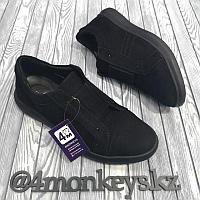 Замшевая обувь 42