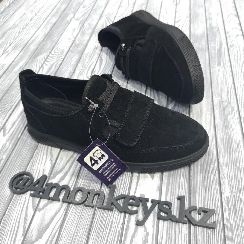 Замшевая обувь - фото 3