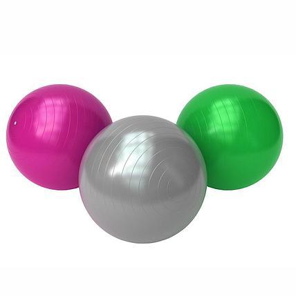 Мяч гимнастический (Фитбол) оригинал BODY 75 см, фото 2