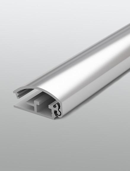 Алюминиевый клик-профиль