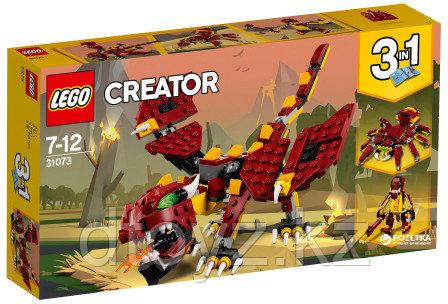 Lego Creator 31073 Мифические существа Лего Креатор