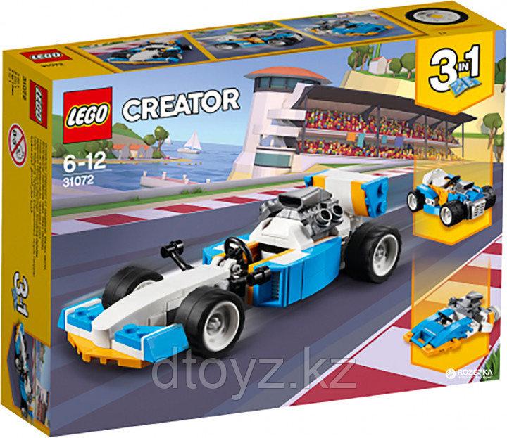 Lego Creator 31072 Экстремальные гонки Лего Креатор