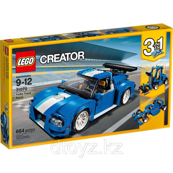 Lego Creator 31070 Гоночный автомобиль Лего Креатор
