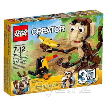 Lego Creator 31019 Озорные животные Лего Креатор