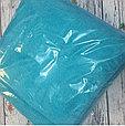 Полотенце уголок синее, фото 2