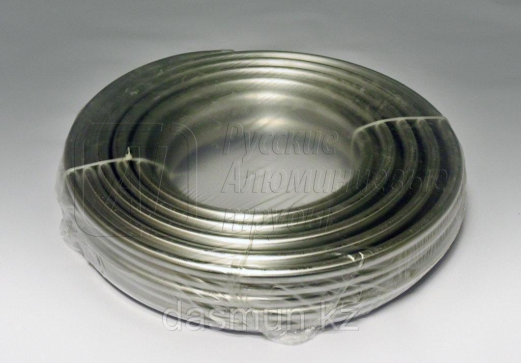 Алюминиевая труба 1/2 (12,70*1,2mm) Бухта 15м. Россия