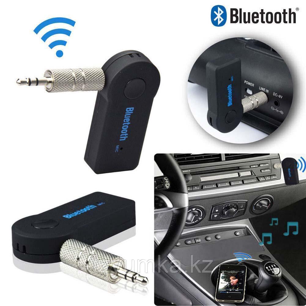 AUX Bluetooth адаптер в автомобиль - фото 4