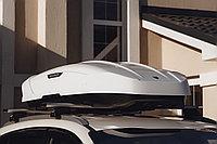 Автобокс Broomer Venture белый глянец 430 л., фото 1