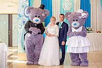 Мишки Тедди на свадьбу в Павлодаре, фото 1