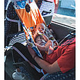 Гамак для самолёта  Airbaby голубая мечта, фото 7